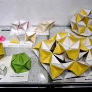05石原正三ー黄金4面体と黄金6面体による造形